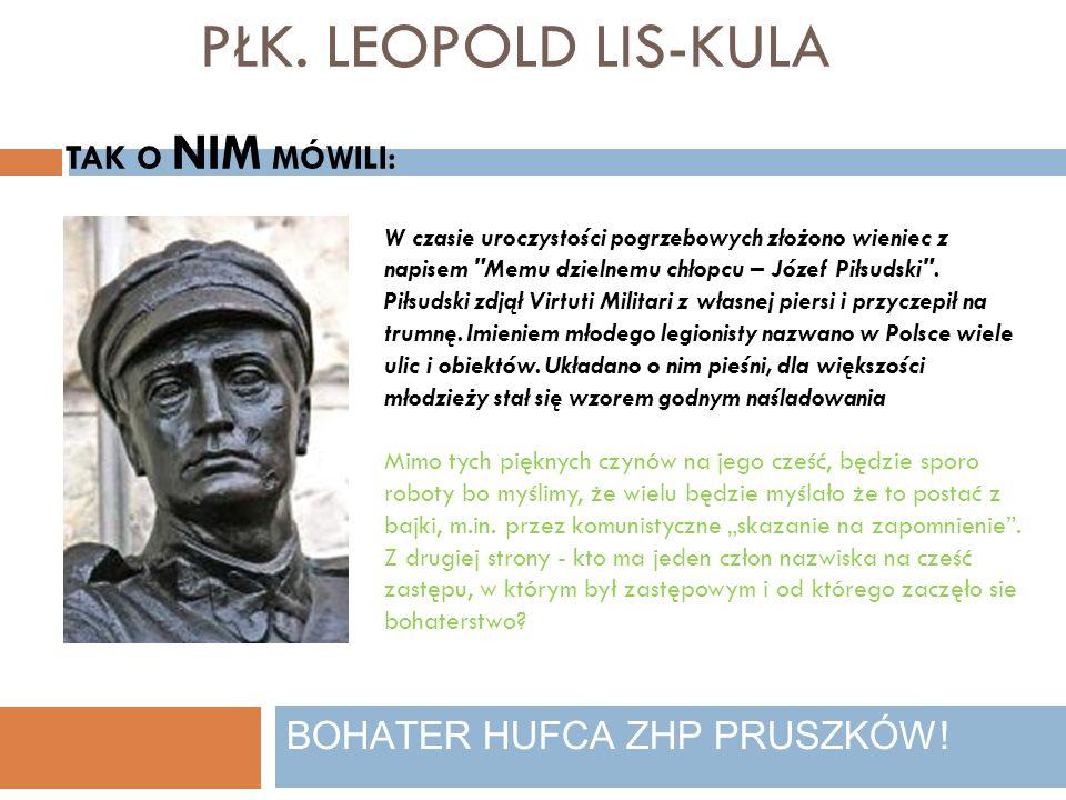 BOHATER HUFCA ZHP PRUSZKÓW!