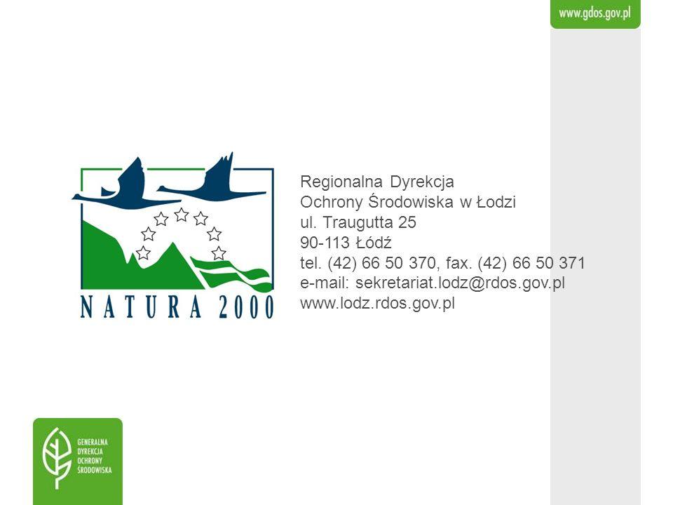 Regionalna Dyrekcja Ochrony Środowiska w Łodzi