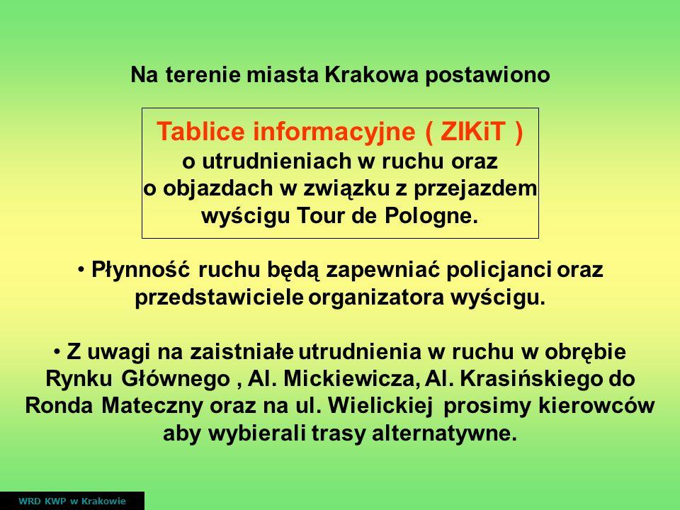 Tablice informacyjne ( ZIKiT )