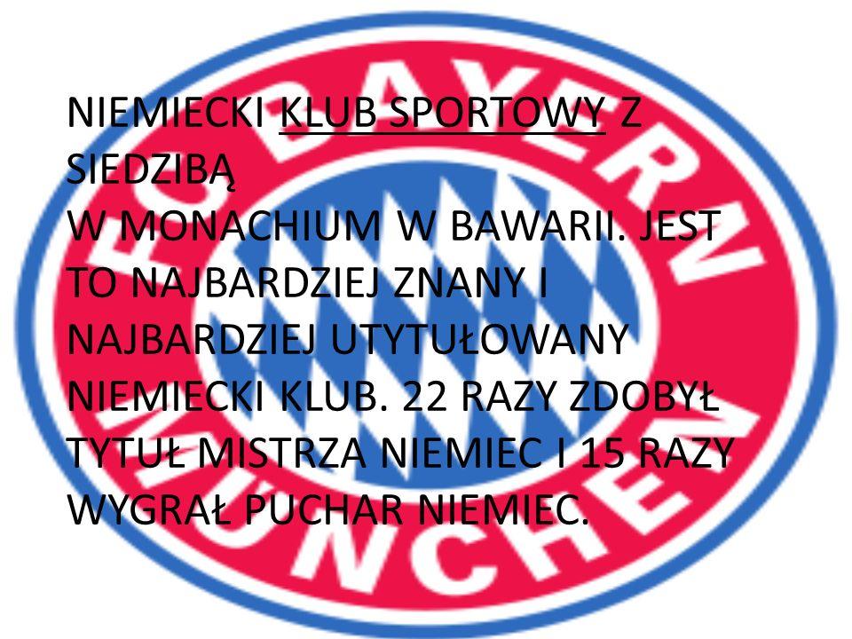 niemiecki klub sportowy z siedzibą w Monachium w Bawarii