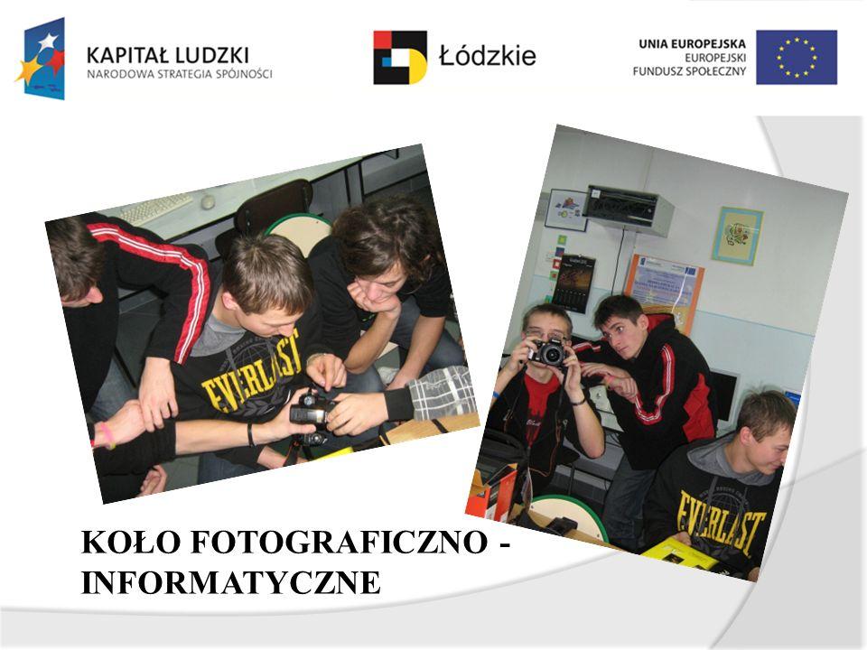 KOŁO FOTOGRAFICZNO - INFORMATYCZNE