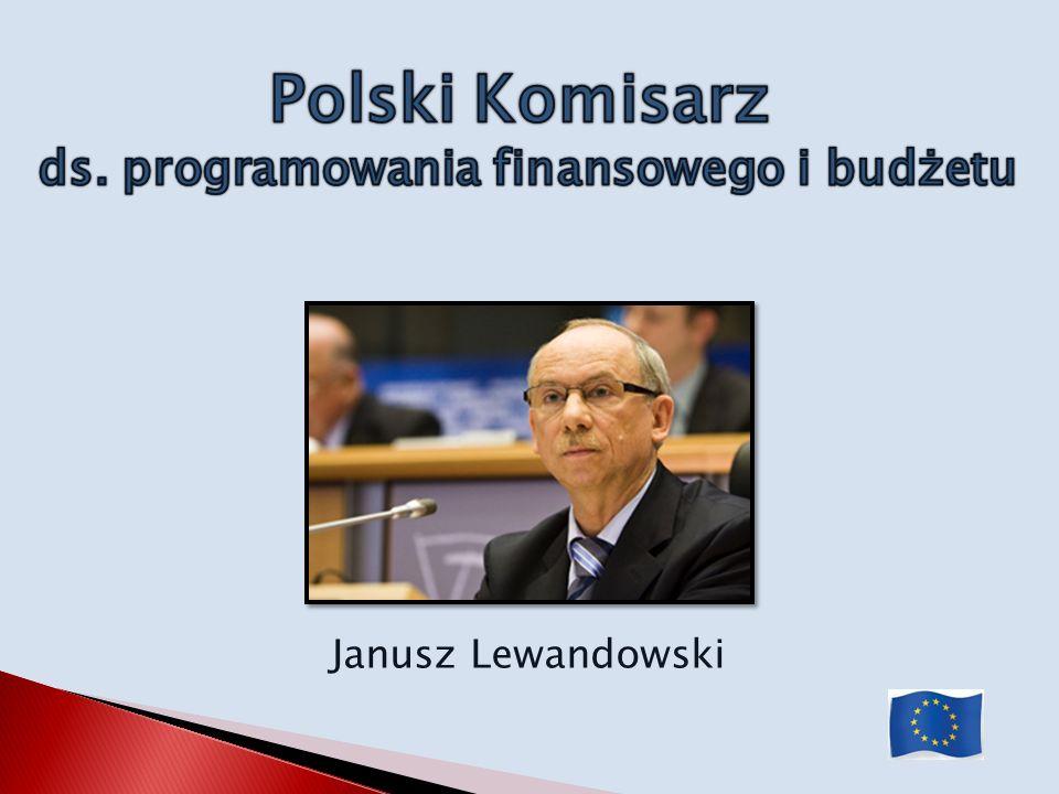 Polski Komisarz ds. programowania finansowego i budżetu
