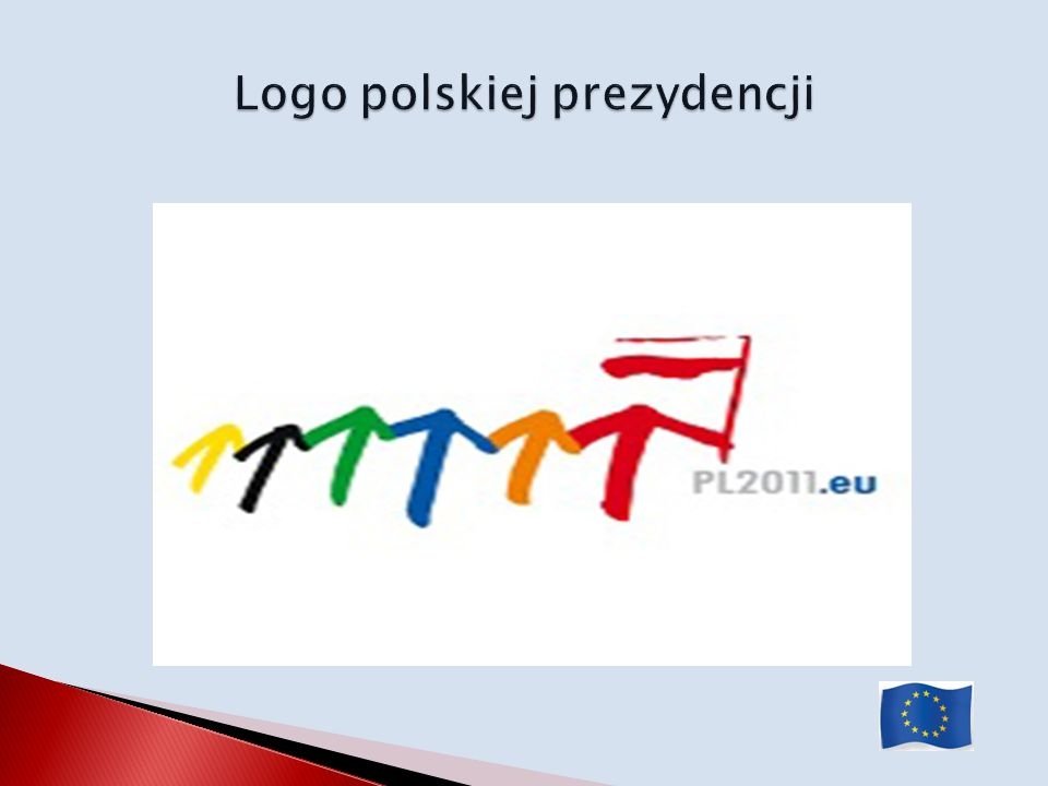 Logo polskiej prezydencji