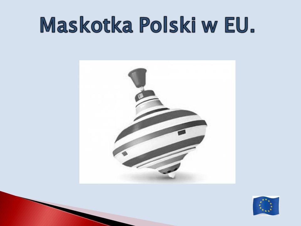 Maskotka Polski w EU.
