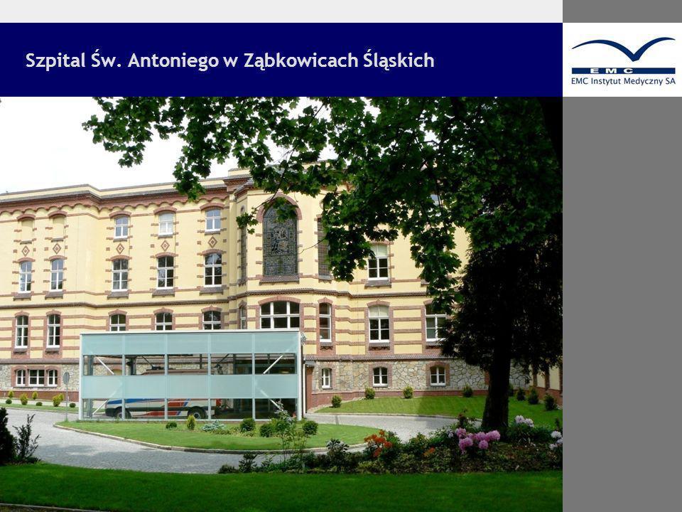 Szpital Św. Antoniego w Ząbkowicach Śląskich
