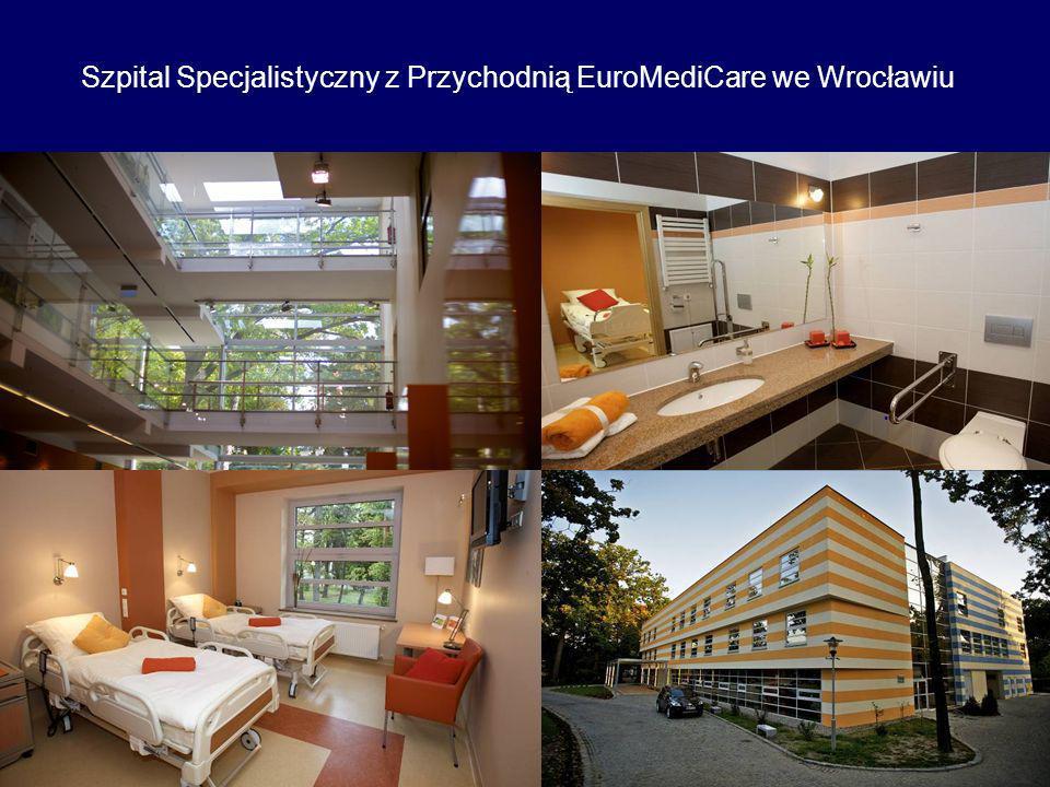 Szpital Specjalistyczny z Przychodnią EuroMediCare we Wrocławiu