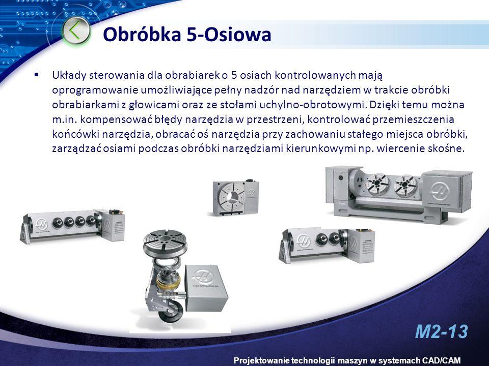 Obróbka 5-Osiowa