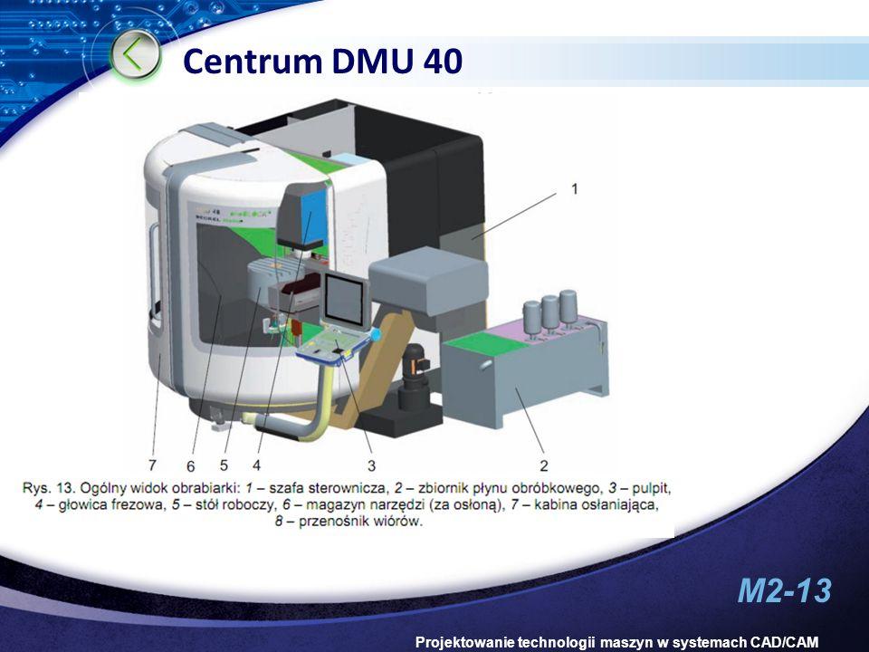 Centrum DMU 40