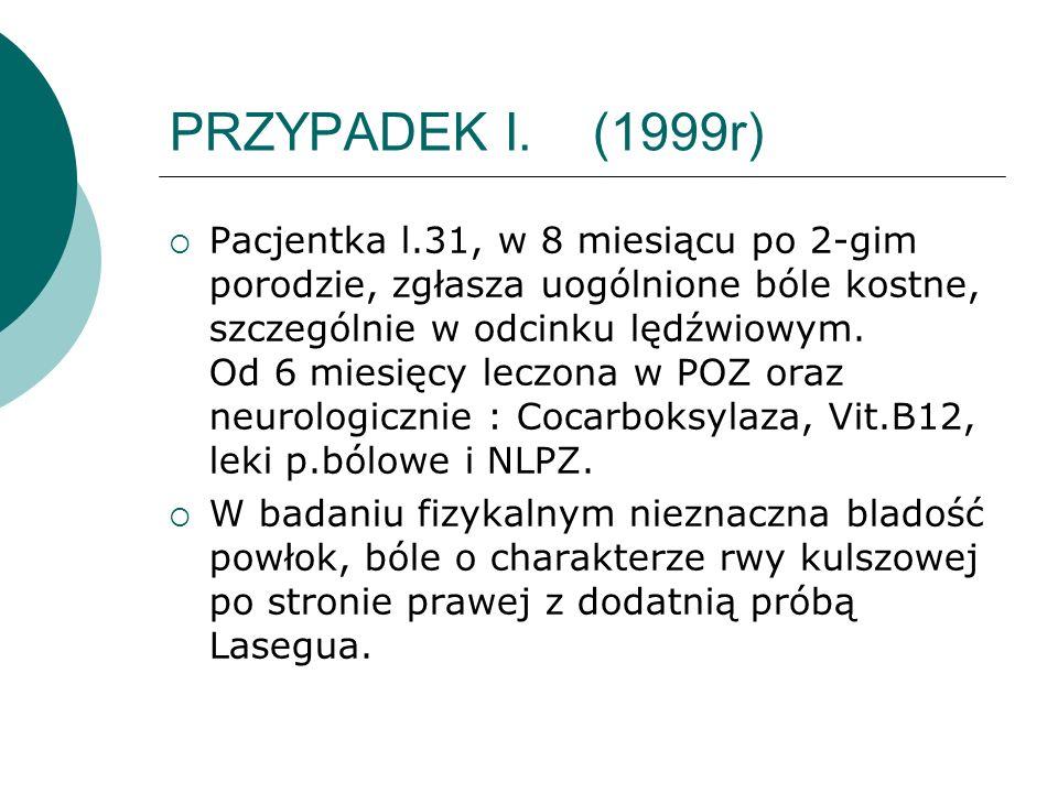 PRZYPADEK I. (1999r)