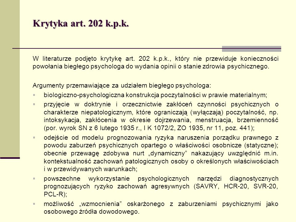 Krytyka art. 202 k.p.k.