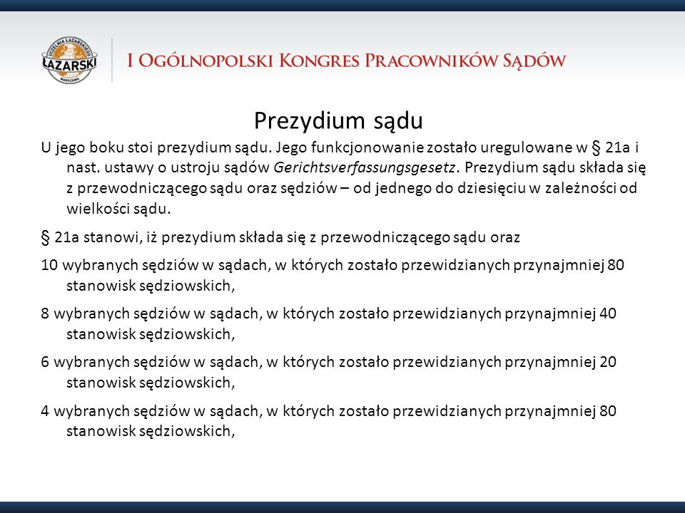 31.10.12Prezydium sądu.