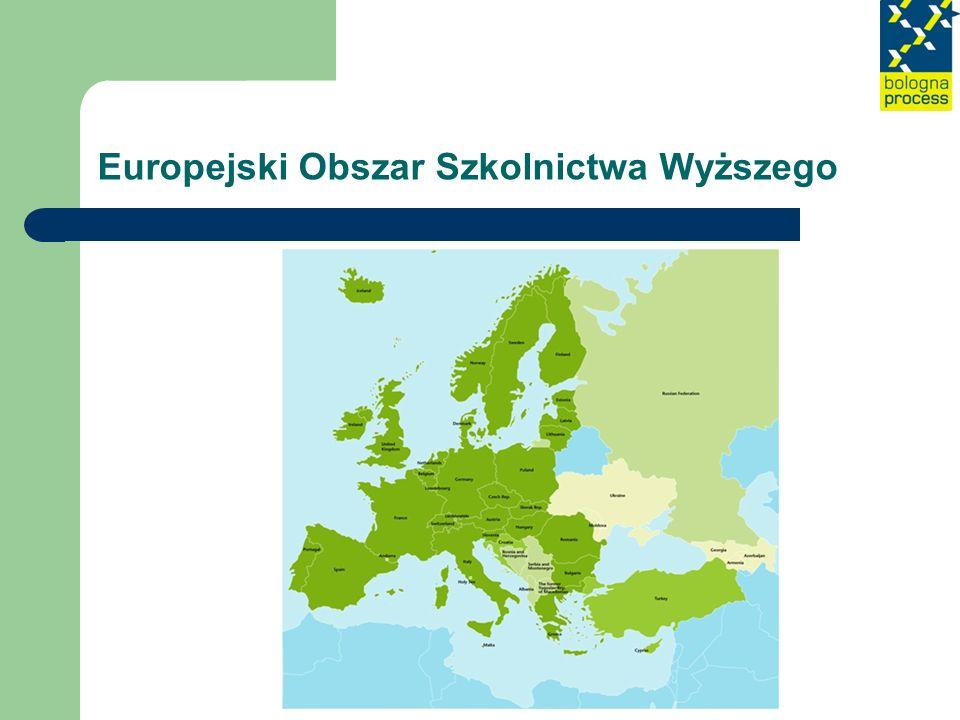 Europejski Obszar Szkolnictwa Wyższego