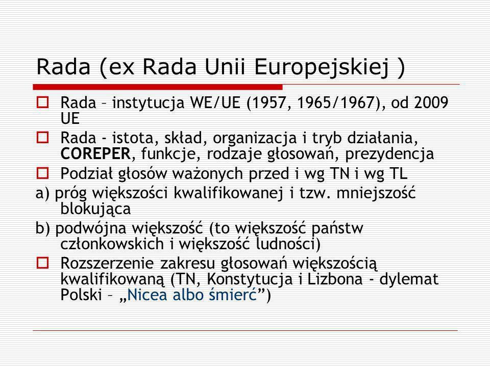 Rada (ex Rada Unii Europejskiej )