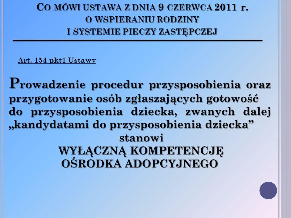 Co mówi ustawa z dnia 9 czerwca 2011 r