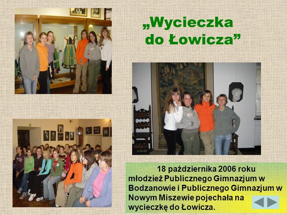 """""""Wycieczka do Łowicza"""