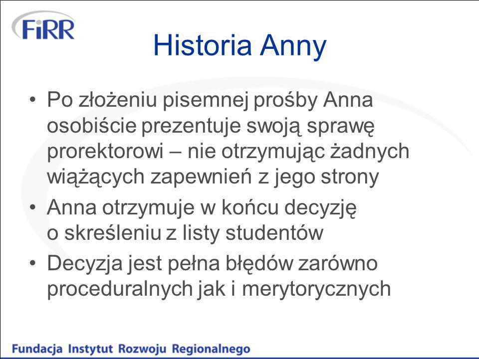 Historia Anny