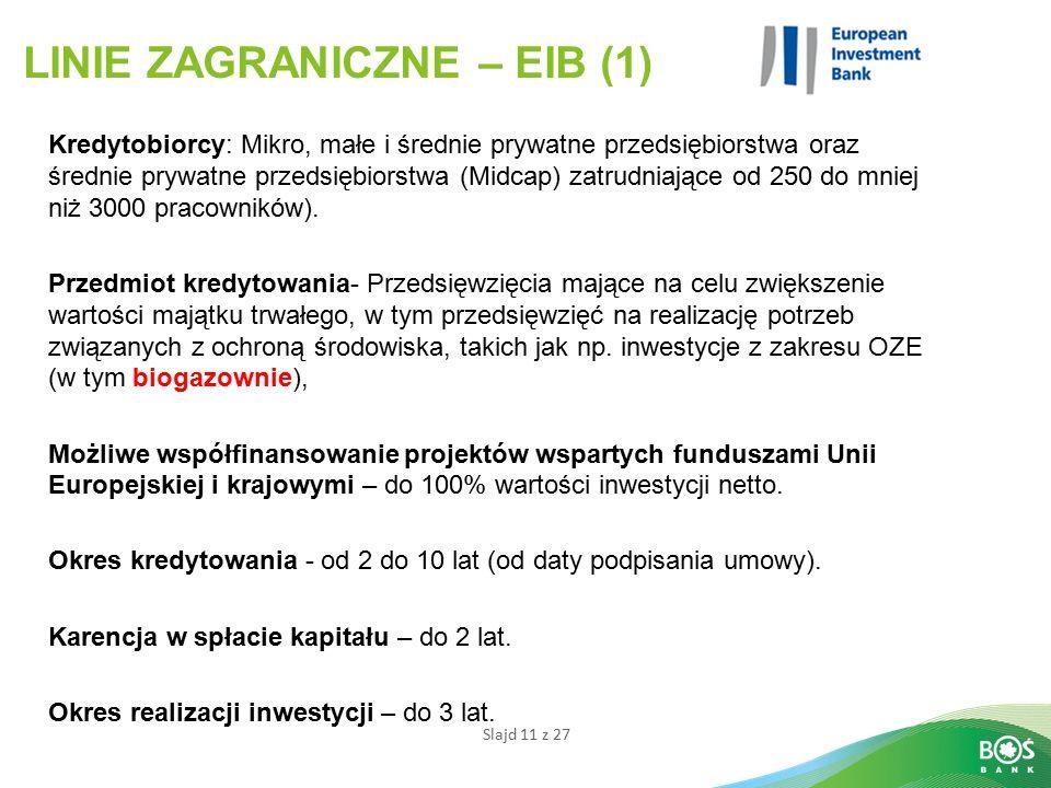 LINIE ZAGRANICZNE – EIB (1)