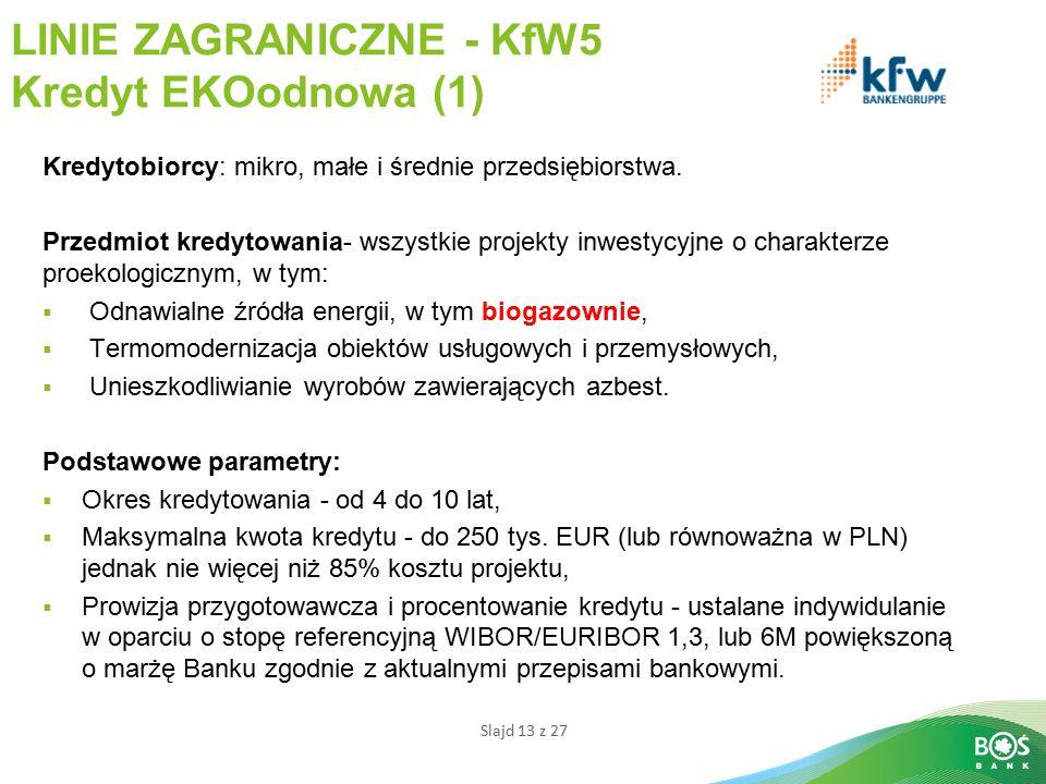 LINIE ZAGRANICZNE - KfW5 Kredyt EKOodnowa (1)