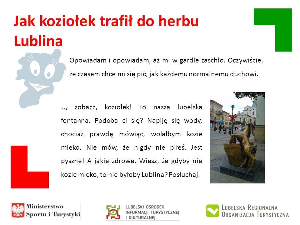 Jak koziołek trafił do herbu Lublina