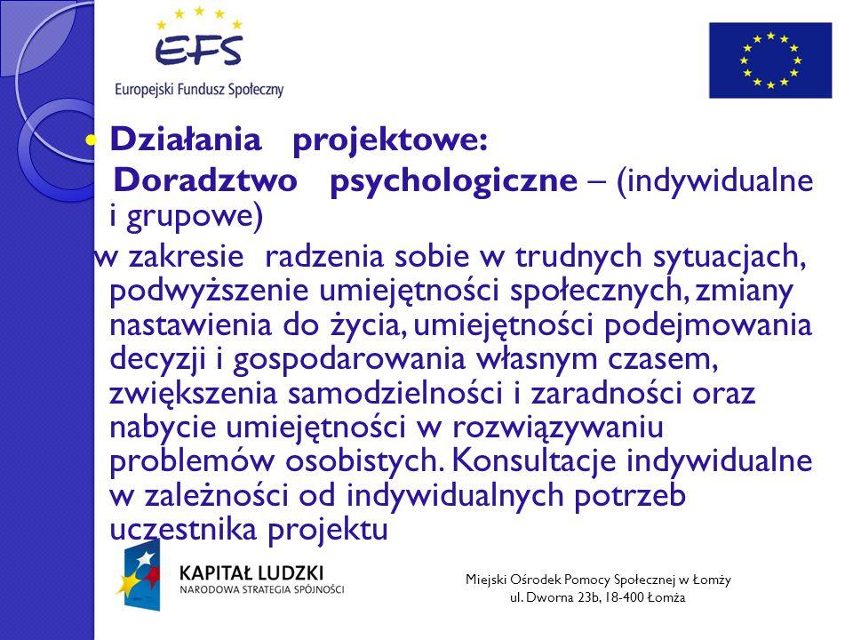 Miejski Ośrodek Pomocy Społecznej w Łomży