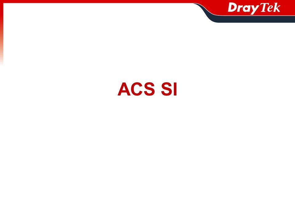ACS SI