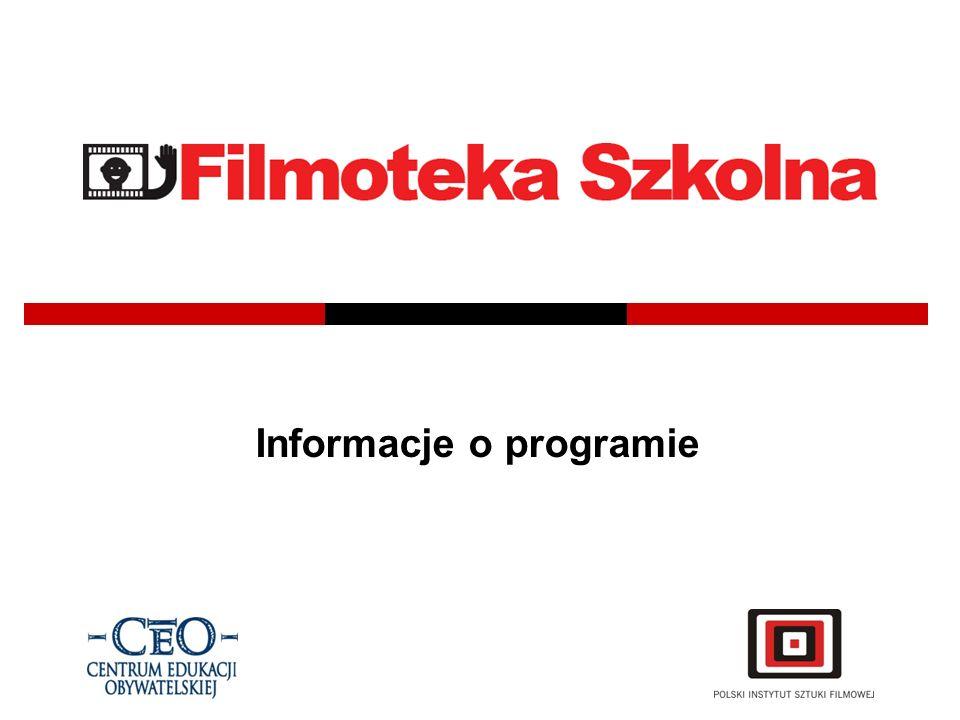Informacje o programie