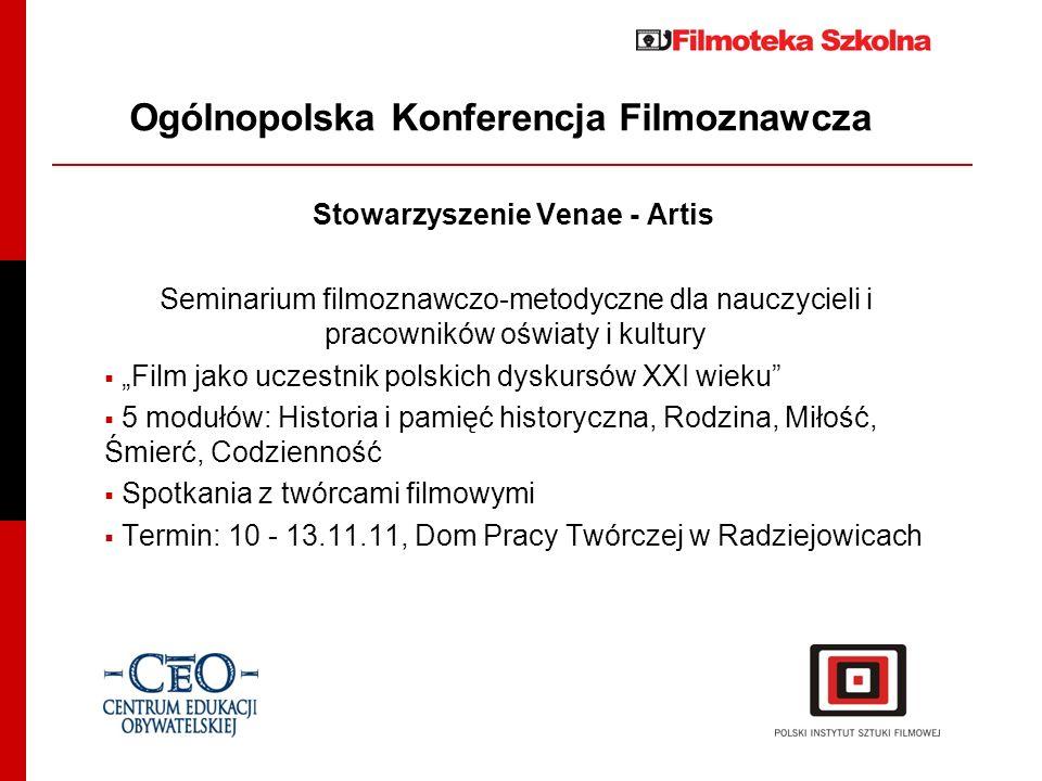 Ogólnopolska Konferencja Filmoznawcza