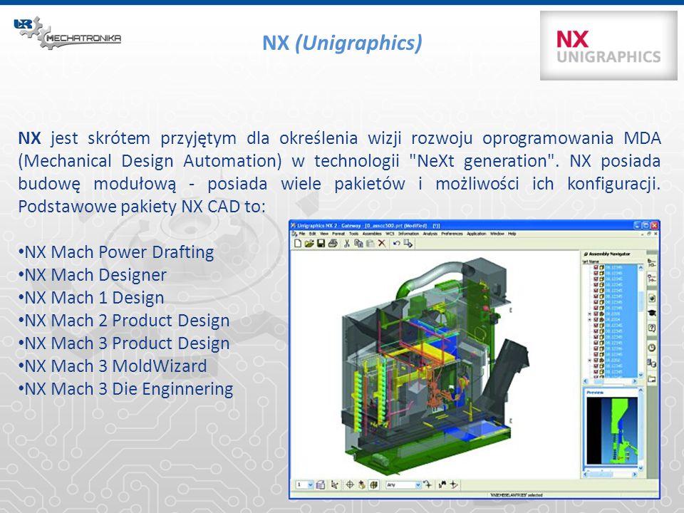 NX (Unigraphics)