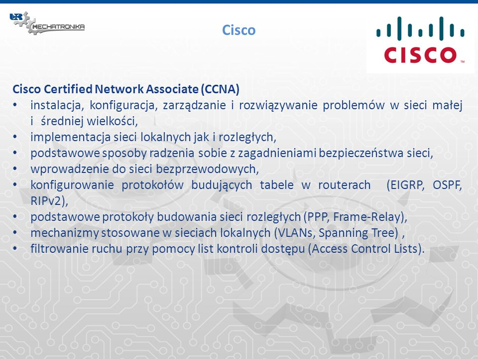 Cisco Cisco Certified Network Associate (CCNA)