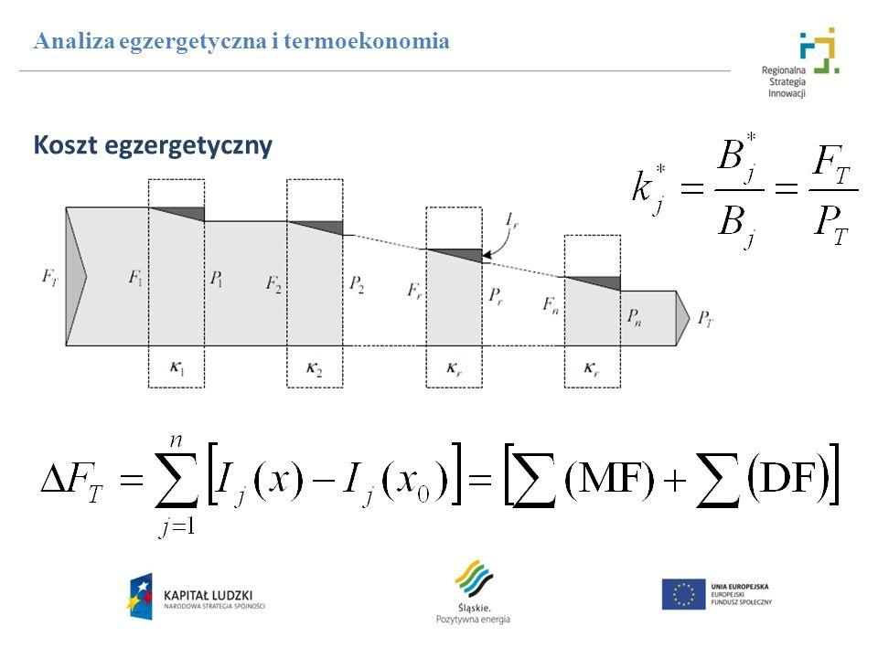 Analiza egzergetyczna i termoekonomia