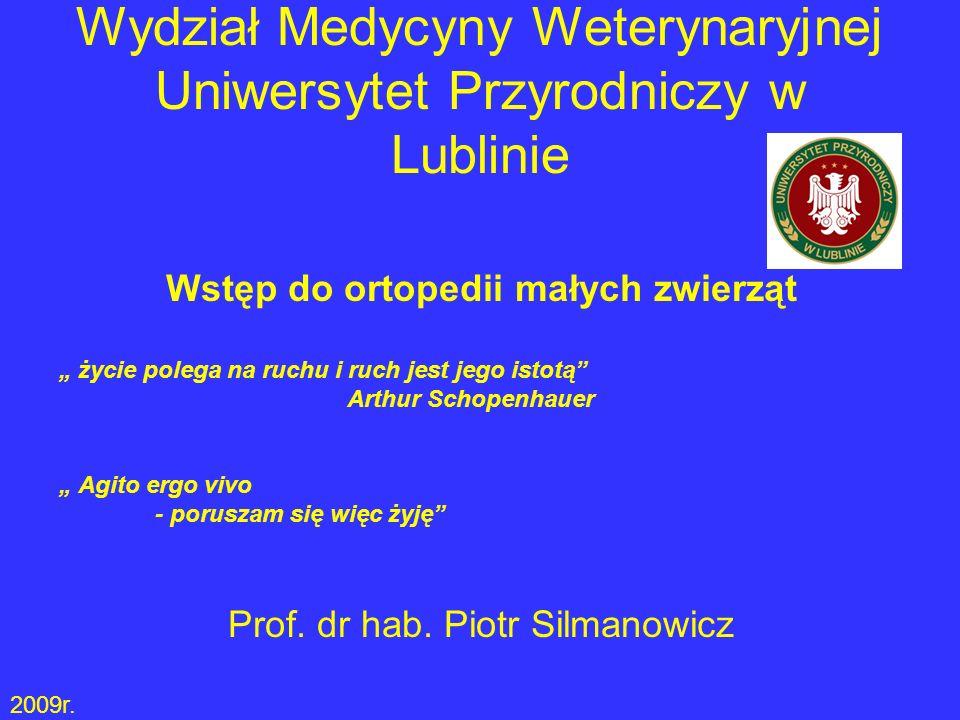 Wydział Medycyny Weterynaryjnej Uniwersytet Przyrodniczy w Lublinie