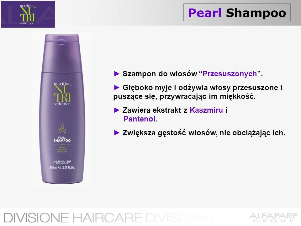 Pearl Shampoo ► Szampon do włosów Przesuszonych .