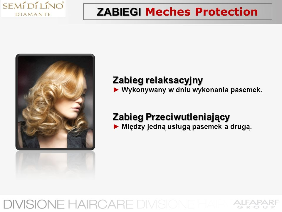 ZABIEGI Meches Protection