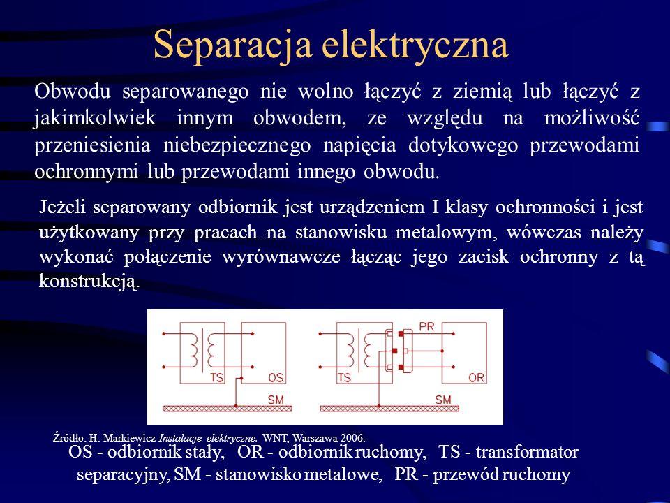 Separacja elektryczna