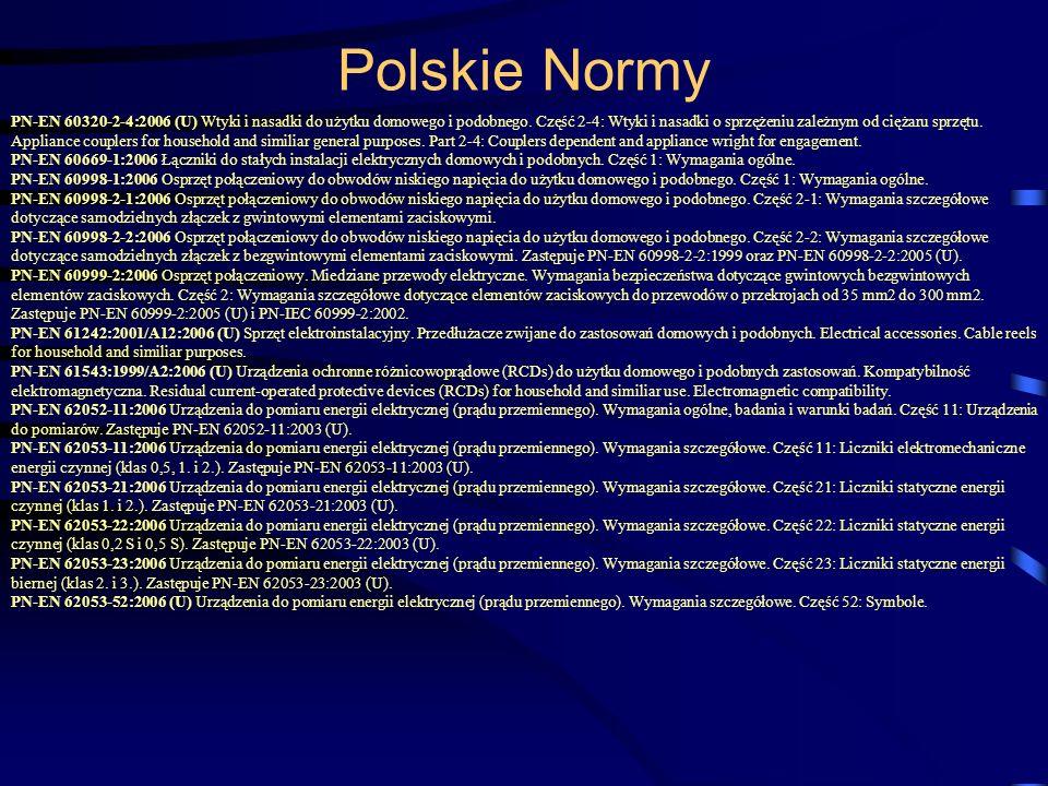 Polskie Normy