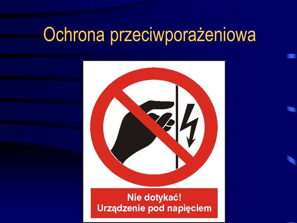 Ochrona przeciwporażeniowa