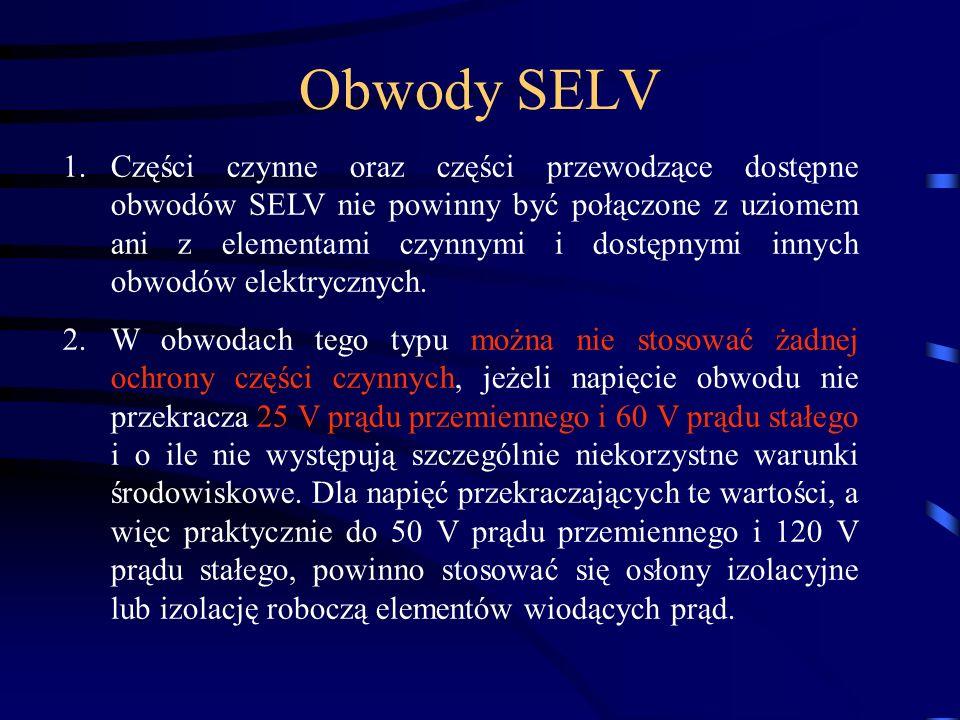 Obwody SELV