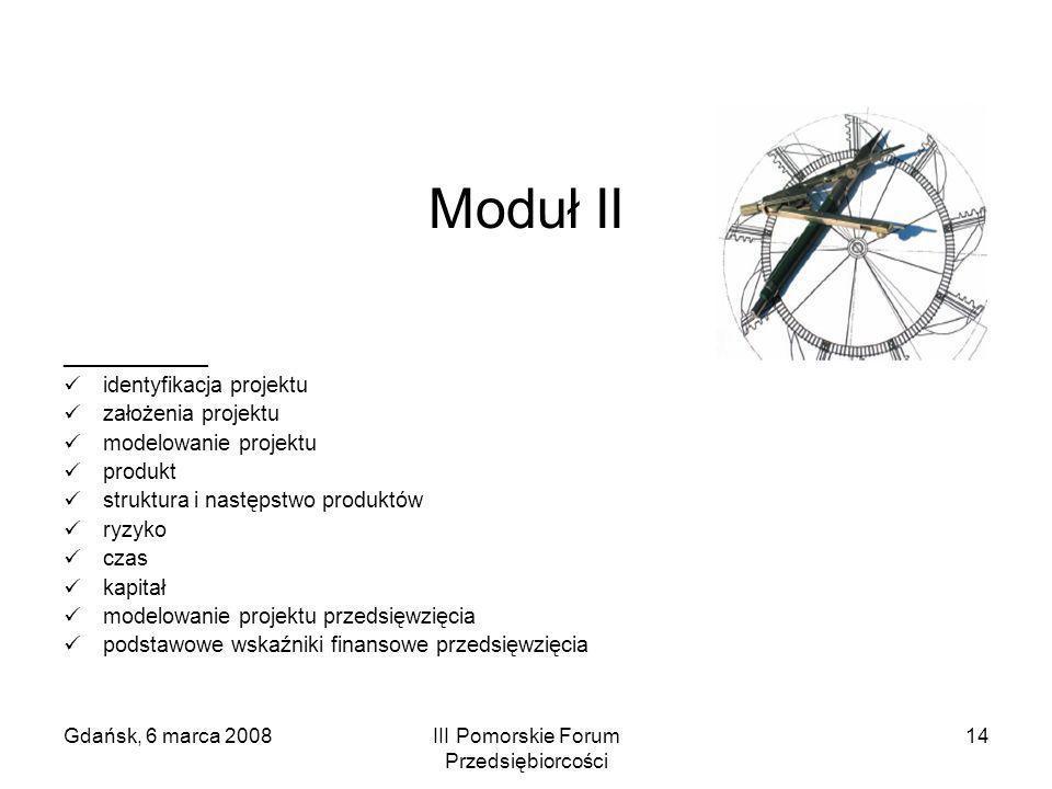 III Pomorskie Forum Przedsiębiorcości