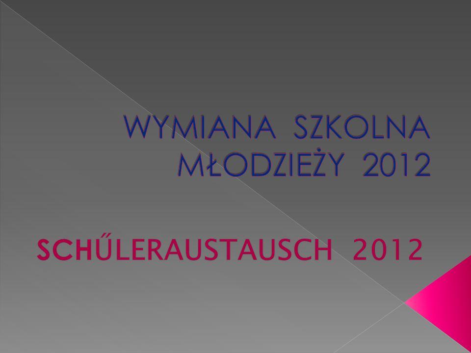 SCHŰLERAUSTAUSCH 2012