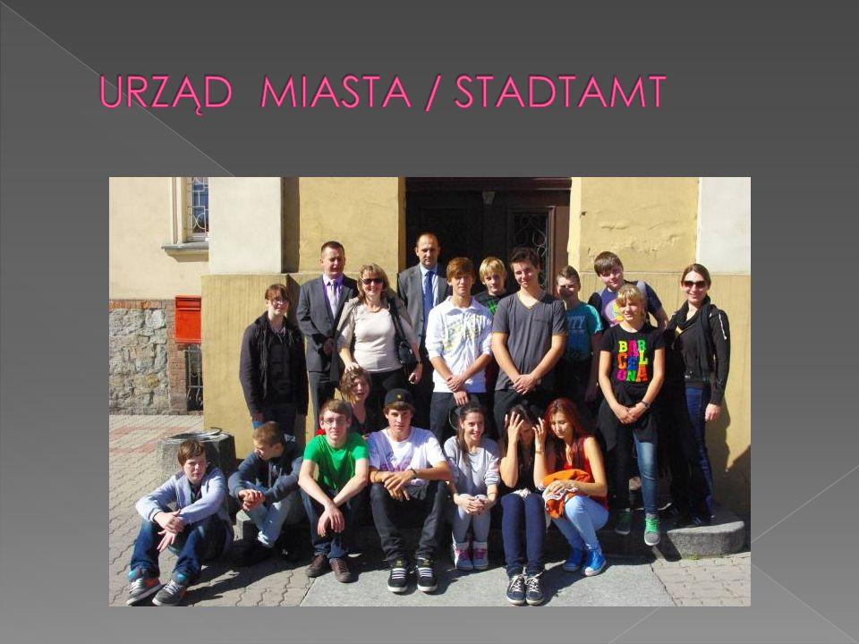 URZĄD MIASTA / STADTAMT