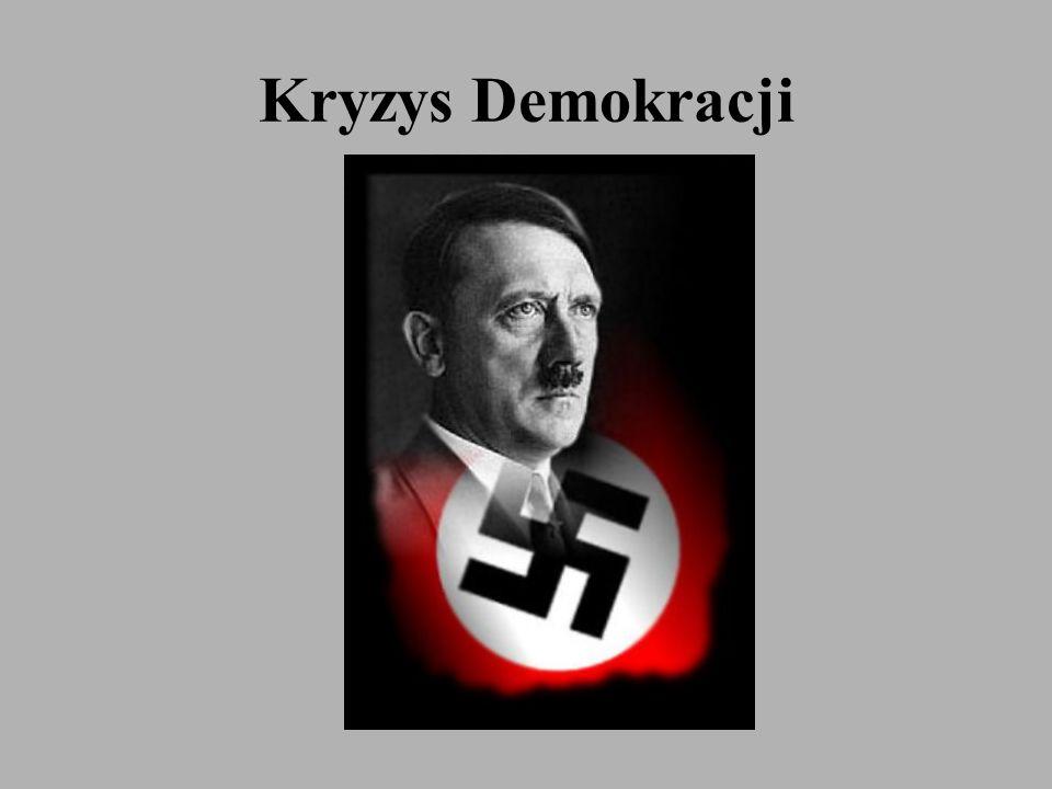 Kryzys Demokracji