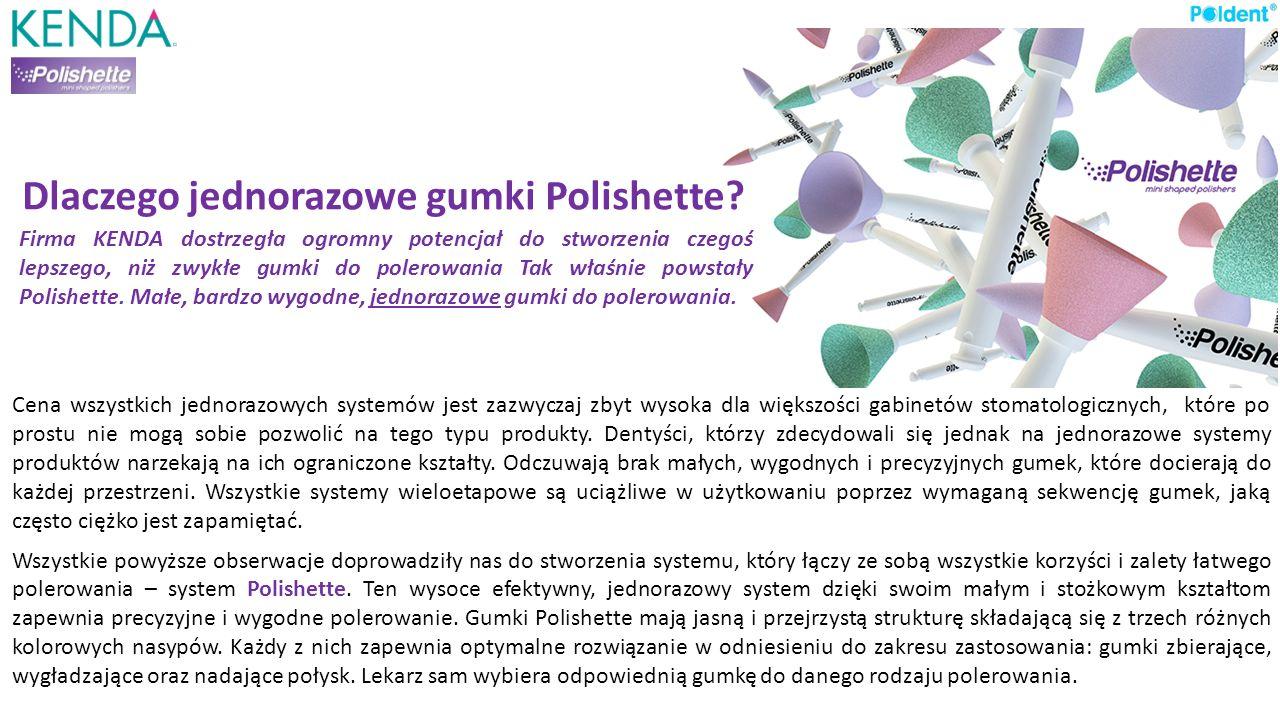 Dlaczego jednorazowe gumki Polishette