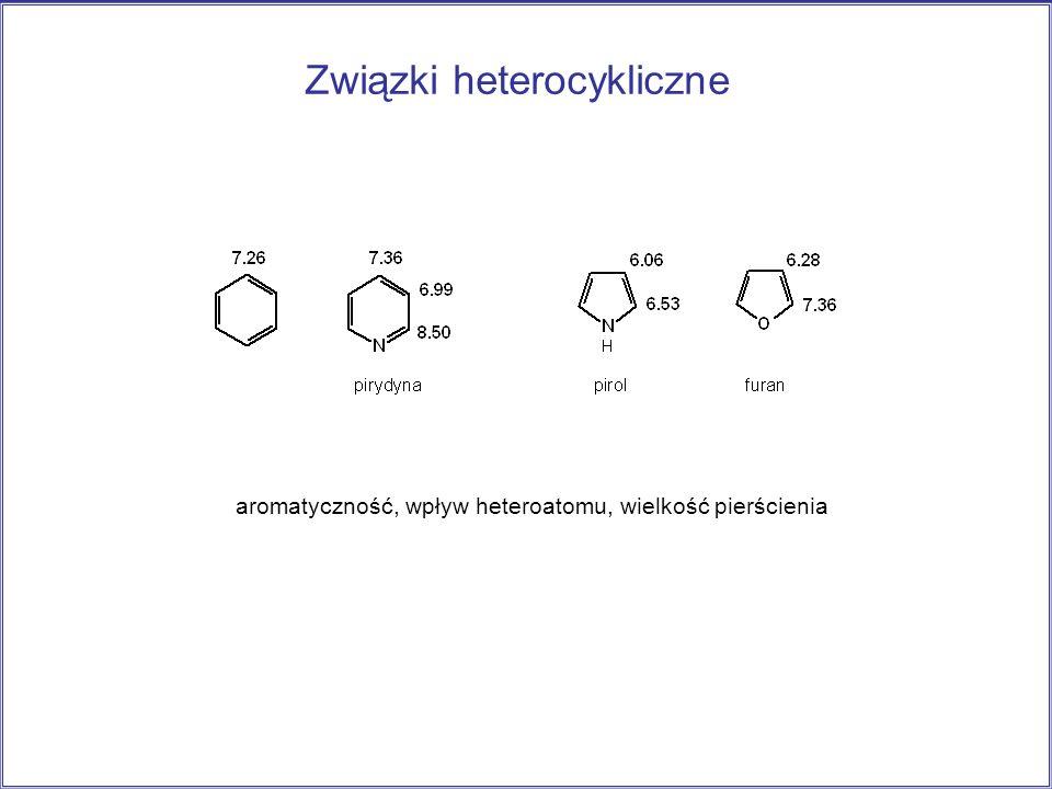 Związki heterocykliczne