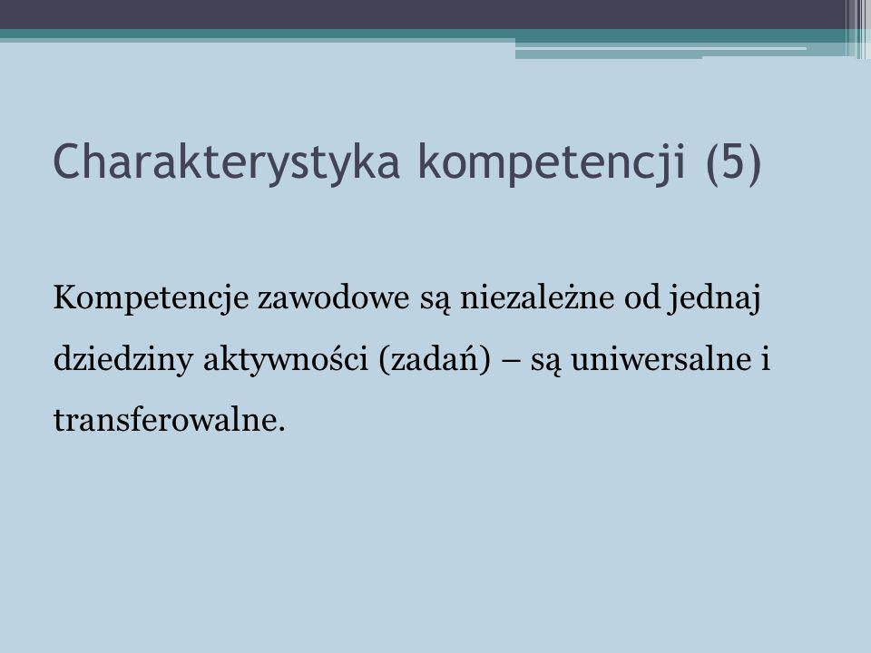 Charakterystyka kompetencji (5)
