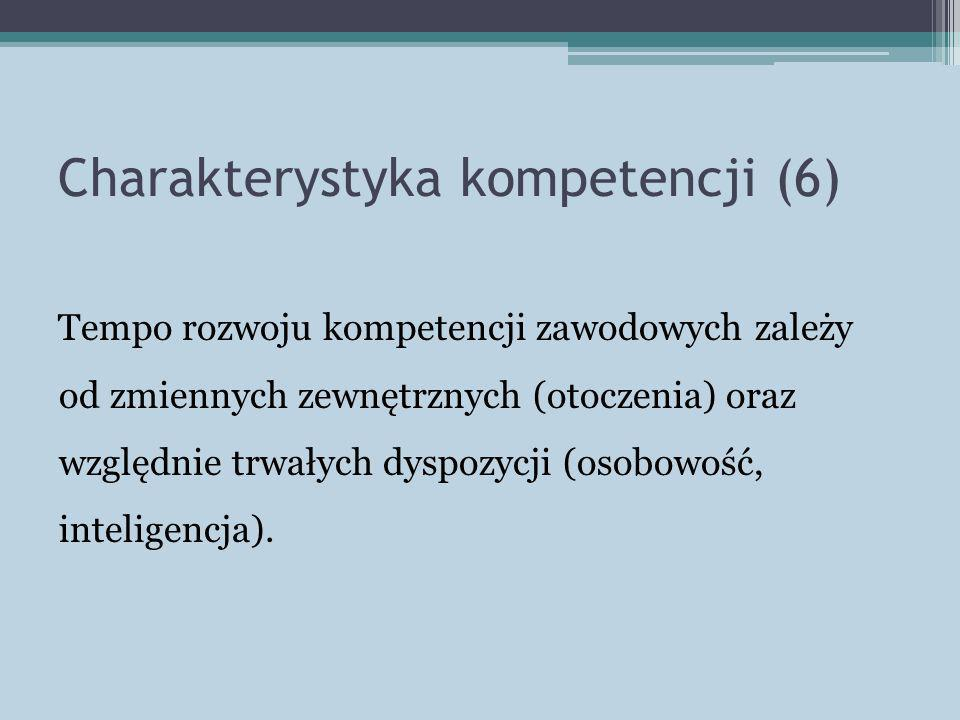 Charakterystyka kompetencji (6)