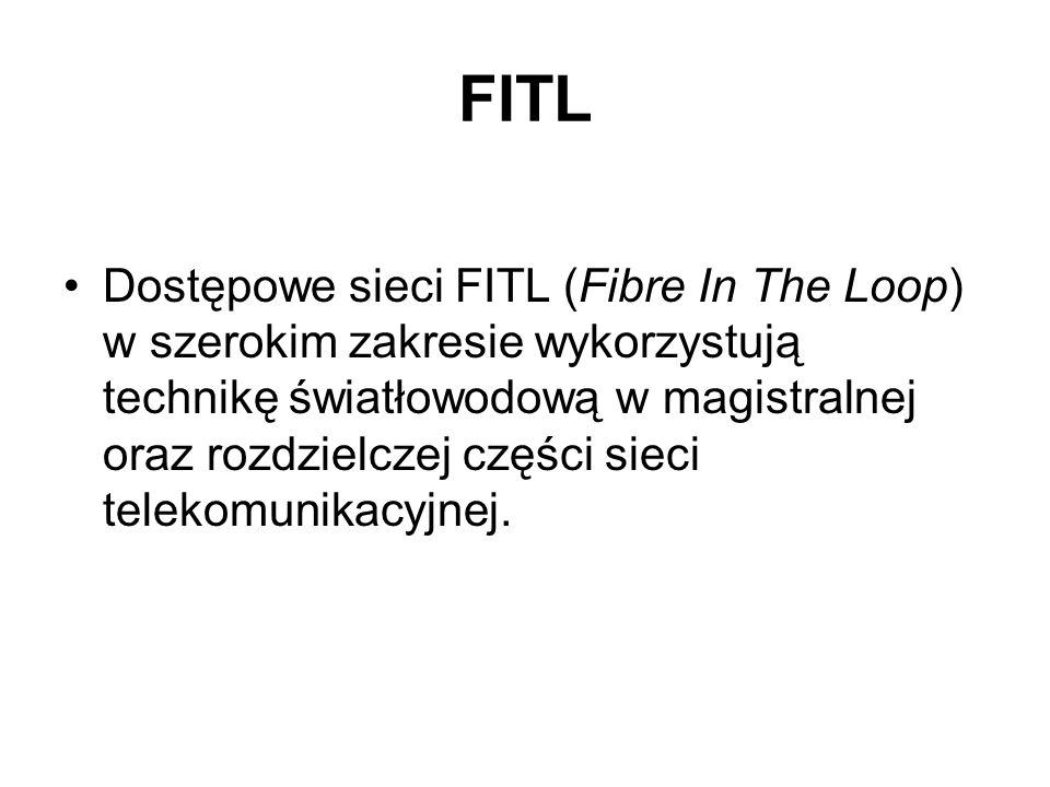 FITL