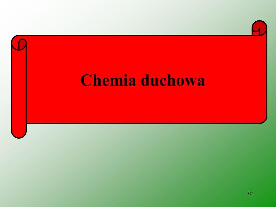 Chemia duchowa