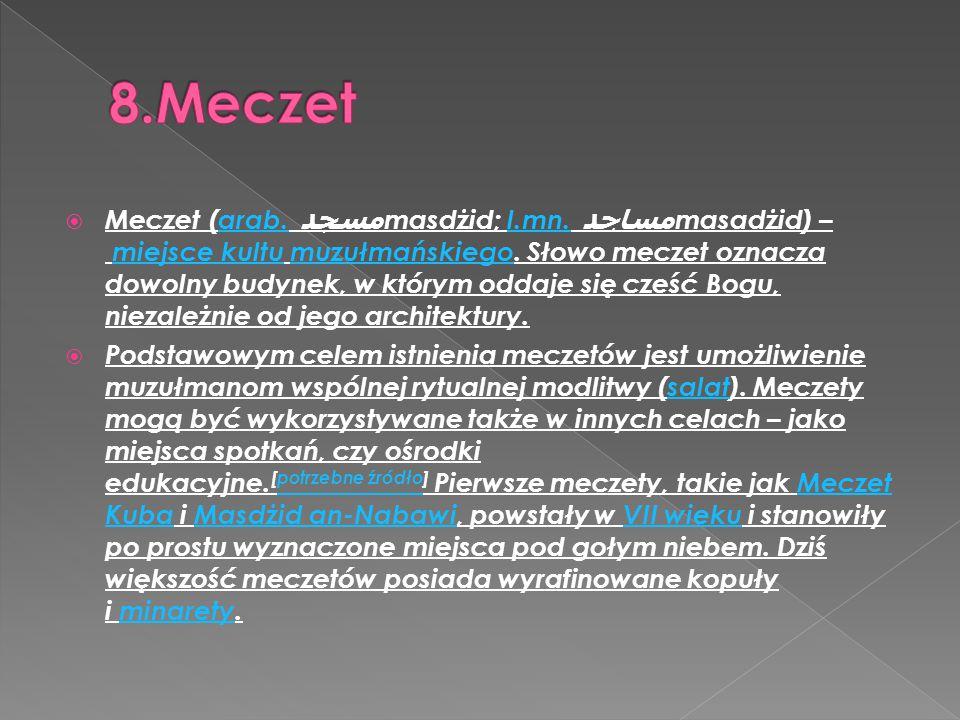 8.Meczet