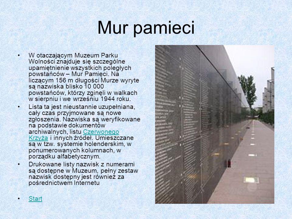 Mur pamieci