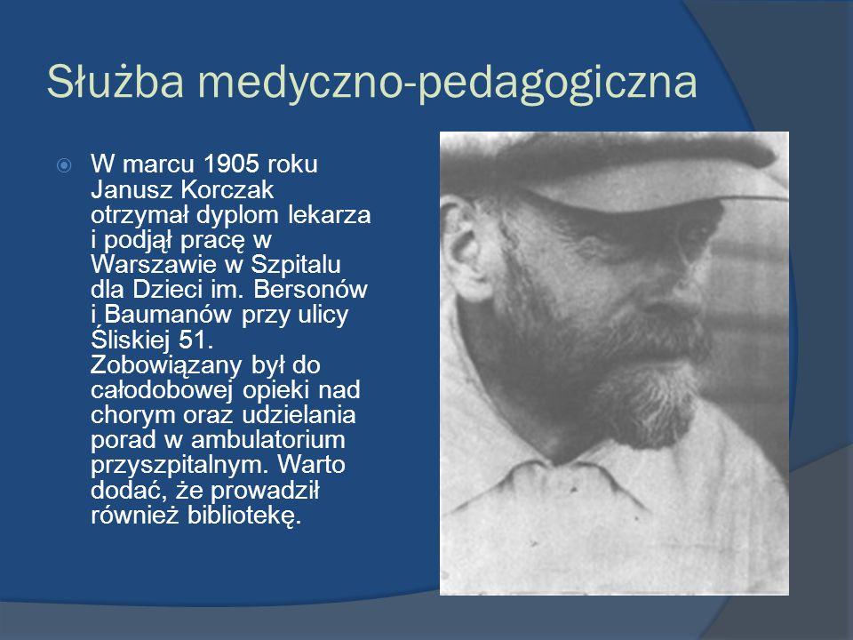 Służba medyczno-pedagogiczna